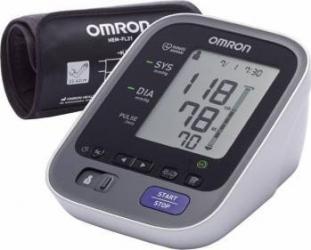 Tensiometru Electronic de Brat Omron M7 Intelli IT Bluetooth 0-299mmHg 40-180 bp Alb Tensiometre