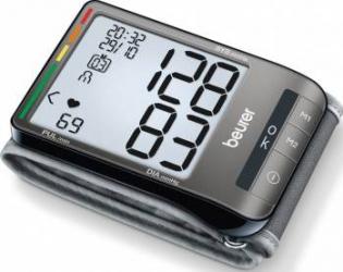 Tensiometru electronic de incheietura Beurer BC80 Tensiometre