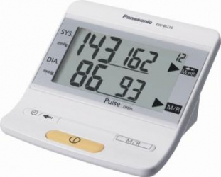 Tensiometru electronic pentru brat Panasonic EW-BU15W800 Tensiometre