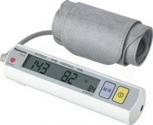 Tensiometru electronic pentru brat Panasonic EW3109W800 + manseta XL