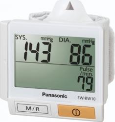 Tensiometru electronic pentru incheietura Panasonic EW-BW10W800 Tensiometre