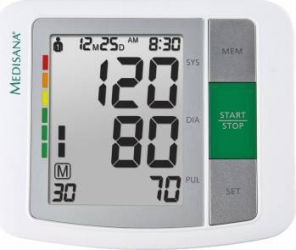 Tensiometru digital de brat Medisana BU510 Tensiometre