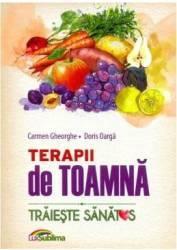 Terapii de toamna - Carmen Gheorghe Doris Oarga title=Terapii de toamna - Carmen Gheorghe Doris Oarga