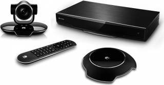 Terminal videoconferinta Huawei TE40 720p HD conferinta multipunct 5+1 locatii cu microfon de masa Camere Web