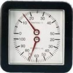 Termo-Higrometru analog Koch Kombi Termometre bucatarie