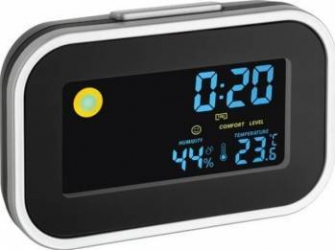 Termo-higrometru cu ceas si alarma TFA 60.2015 Termometre si Statii meteo