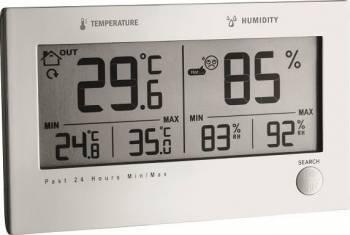 Termo-higrometru cu transmitator wireless pentru exterior TFA 30.3049 Termometre si Statii meteo