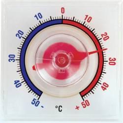Termometru analogic de fereastra Koch Mobil 50200 Alb Termometre si Statii meteo