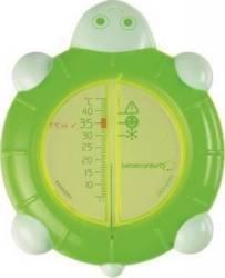 Termometru Bebe Confort Bath Thermometer Tortoise Green Cantare, termometre si aerosoli