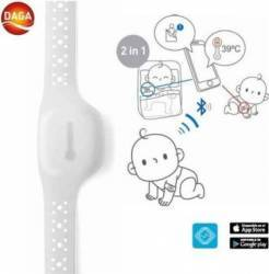 Termometru Daga inteligent pentru monitorizare copil Cantare, termometre si aerosoli