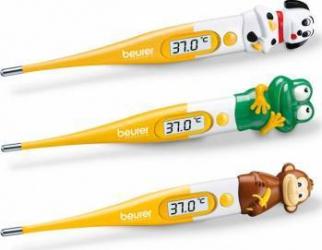 Termometru Digital Cu Cap Flexibil Si De Animalut BEURER BY11 cantare termometre si aerosoli