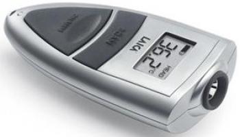 Termometru Digital cu Infrarosu pentru Frunte Laica Cantare, termometre si aerosoli