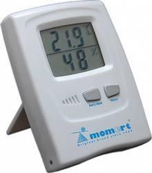 Termometru digital de camera cu masurator de umiditate Momert 1756 Cantare, termometre si aerosoli