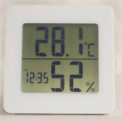 Termometru higrometru digital Koch 12549 Alb Termometre si Statii meteo