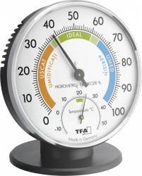 Termometru si Higrometru clasic de precizie TFA 45.2033 Cantare, termometre si aerosoli