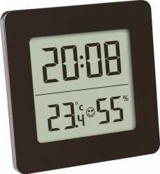 Termometru si higrometru digital cu ceas si alarma TFA 30.5038.01 Cantare, termometre si aerosoli