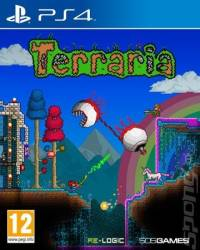Terraria PS4 Jocuri