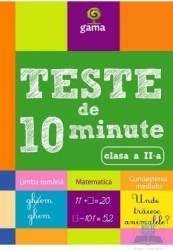 Teste de 10 minute cls 2