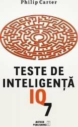 Teste de inteligenta IQ 7 - Ken Russell Philip Carter Carti