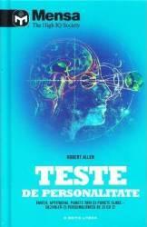 Teste de personalitate. Mensa - Robert Allen title=Teste de personalitate. Mensa - Robert Allen
