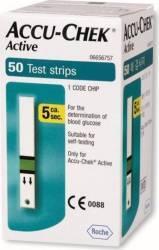 Teste glucometru Accu-Chek Active 50 bucati
