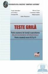 Teste-grila euromarketing - Virgil Adascalitei Adina Musetescu