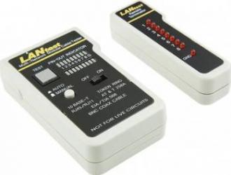 Tester cablu retea Hobbes Multinetwork Accesorii retea