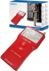 Tester cablu retea Logilink WZ0014 Accesorii retea
