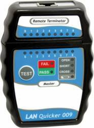 Tester retea Value RJ45 indicator LED Accesorii retea