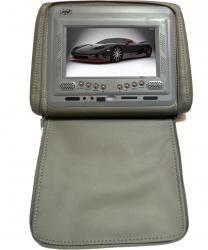 Tetiera auto 7 PNI HM700A Gri