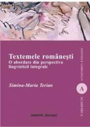 Textemele romanesti - Simina-Maria Terian
