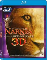 The chronicles of Narnia Voyage of the dawn treader BluRay 3D Filme BluRay 3D