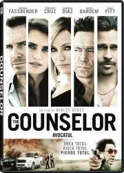 The Counselor DVD 2013 Filme DVD