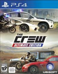 THE CREW ULTIMATE EDITION - PS4 Jocuri