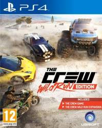 The Crew Wild Run Edition - PS4 Jocuri