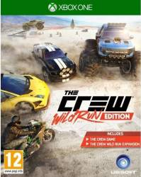 THE CREW WILD RUN EDITION GREATEST HITS - XBOX ONE