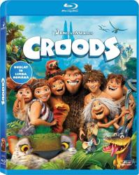 THE CROODS BluRay 2013