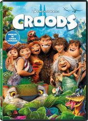 The croods DVD 2013 Filme DVD