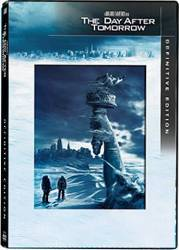 The Day After Tomorrow DVD 2004 Filme DVD
