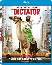 The dictator DVD 2012 Filme DVD
