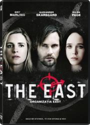 The East DVD 2013 Filme DVD