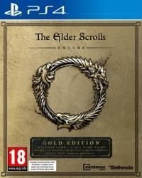 The Elder Scrolls Online Gold Edition - PS4