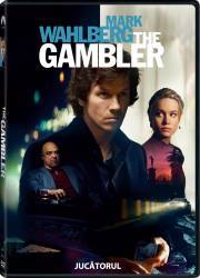 The Gambler DVD 2014 Filme DVD