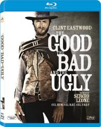 THE GOOD THE BAD AND THE UGLY Remastered BluRay 1966