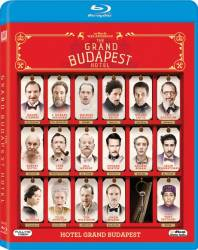 The Grand Budapest Hotel BluRay 2014 Filme BluRay