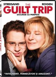 The guil trip DVD 2012 Filme DVD