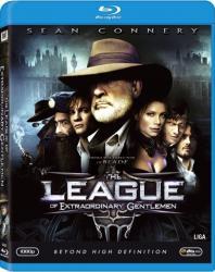The League of Extraordinary Gentlemen BluRay 2003 Filme BluRay