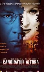 The Manchurian Candidate DVD 2004 Filme DVD