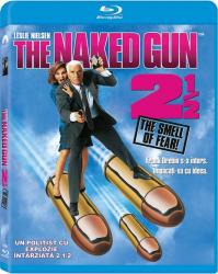 THE NAKED GUN 2 1 pe 2 THE SMELL OF FEAR BluRay 1991