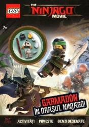 The Ninjago Movie - Garmadon in Orasul Ninjago